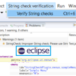 Develop simple useful eclipse plugin to Scan java source | Good example for beginners