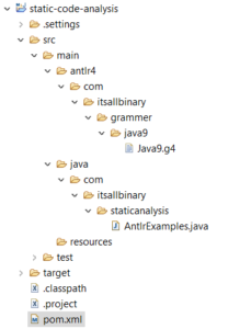 Do your own static code analysis programmatically in Java | Similar to checkstyle, PMD